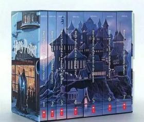 哈利波特英文版全7册
