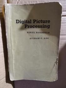 Digital picture processing(数字图象处理.)英文