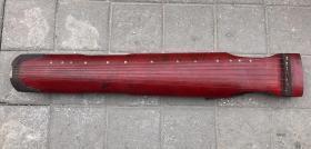 漆器素面琴 古琴