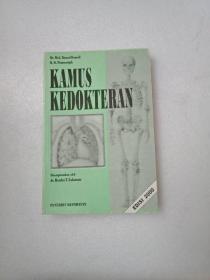 原版英文Kamus Kedokteran
