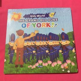 3D Pop-Up Audiobooks Kids World The Grand Old Duke Of York