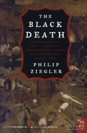 The Black Death (Reprint Edition)[黑死病]