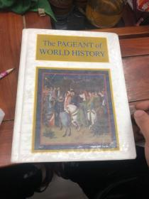 the pageant of world history(精装)