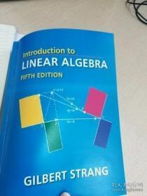Introduction to Linear Algebra,fifth Edition