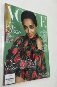 英文 VOGUE 美版 USA 2017年1月 英语杂志时尚杂志