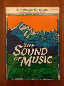 The Sound of Music, Broadway Folio Souvenir Edition (Piano & Vocal)
