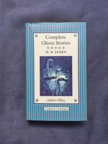 (迷你口袋本)精装三面刷金 短篇小说集 Complete Ghost Stories