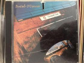 sinead o'connor,奥康纳,打口不伤歌原版cd