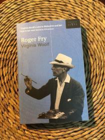 弗吉尼亚·伍尔夫 《罗杰·弗莱传记英文原著 Virginia Woolf Roger Fry: A Biography