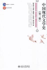 中国现代文学史 程光炜 北京大学