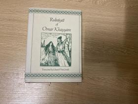(私藏)Rubaiyat of Omar Khayyam   鲁拜集,著名的 Edmund J.Sullivan插图,精装毛边本