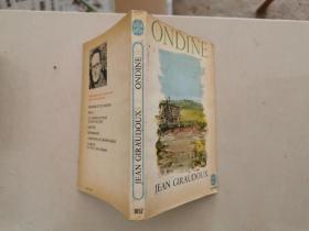 JEAN GIRAUDOUX ONDINE  让·吉罗杜·翁丁