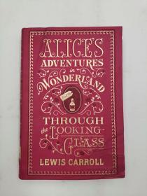 Alices Adventures in Wonderland & Throug