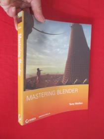 Mastering Blender      ( 16开 )   【详见图】,附光盘