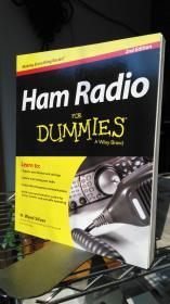 Ham Radio FOR DUMMIES® A Wiley Brand