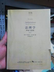法理学:理论与语境(第四版)自印本