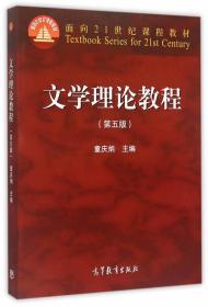 文学理论教程 童庆炳 高等教育