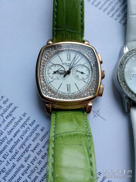 百达翡丽女表手表