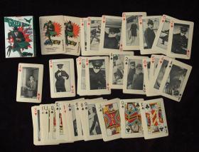 1967年 李小龙《青蜂侠》扑克 bruce lee
