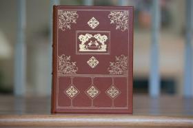 【包顺丰】Andersen Fairy Tales,《安徒生童话故事》 , Hans Christian Andersen / 安徒生 (著),富兰克林图书馆1977年限量版 A Limited Edition(见实物照片第3张),豪华全真皮封面,三面刷金,珍贵外国文学资料 !