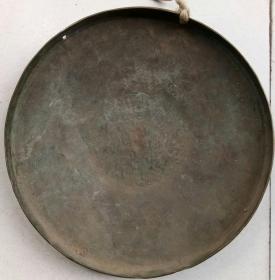 建国后 铜锣 直径29.5CM