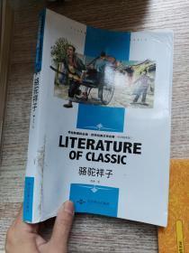 骆驼祥子  学生新课标必读·世界经典文学名著 名师精读版