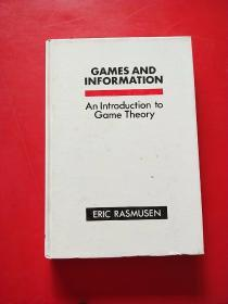 GAMES AND INFORMATION An Introduction to Game Theory   博弈与信息博弈论导论  内有划线