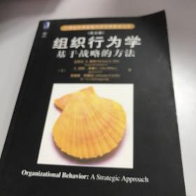 21世纪经典原版经济管理教材文库·组织行为学:基于战略的方法(英文版)