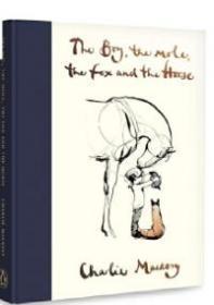 男孩、鼹鼠、狐狸和马(Instagram 红人插画)英文原版 The Boy, The Mole, The Fox and The Horse / Charlie Mackesy