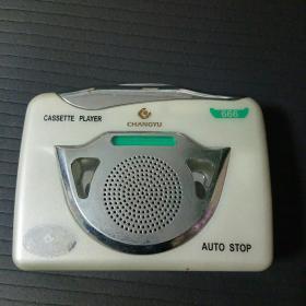 磁带  随身听 (塑料壳)