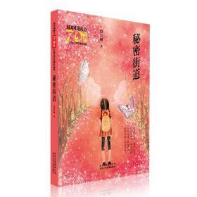 新中国成立70周年儿童文学经典作品集-秘密街道