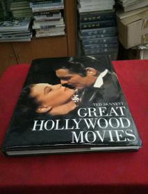Great Hollywood Movies (8开布面精装,英文原版画册《伟大的好莱坞电影》)