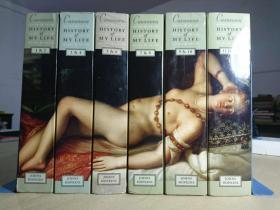 History of my life  我的一生  12卷全套6厚册