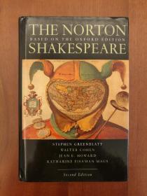 The Norton Shakespeare (2nd Edition) (国内现货库存,下单即可发货)