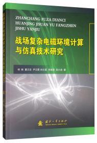 战场复杂电磁环境计算与仿真技术研究