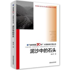 创新报国70年大型报告文学丛书:泥沙中的石头(精装)