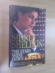 英文书 SIDNEY  SHELDON THE STARS  SHINE DOWN 共442页