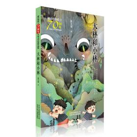 新中国成立70周年儿童文学经典作品集-大林和小林