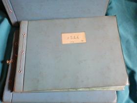 工艺美术资料、陈列布置、服装样式、花样等图片资料五大本,1790张左右。