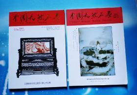 中国天然石画创刊号(总第一期。二期合售)