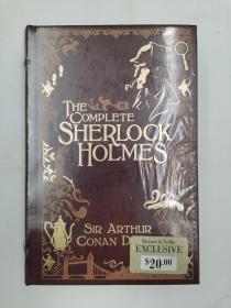 The Complete Sherlock Holmes 完美的夏洛克·福尔摩斯