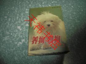 养狗 训狗与狗病防治