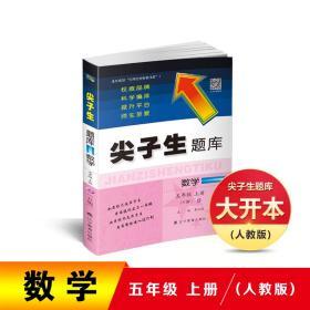 尖子生题库 数学 5年级 上册(R版)