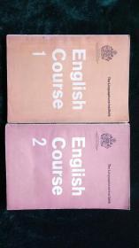 English Course 1、 2 (灵格风英语教程 1初级本、2中级本 )