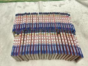 犬夜叉(1-55)缺第32册, 共54本合售 高桥留美子