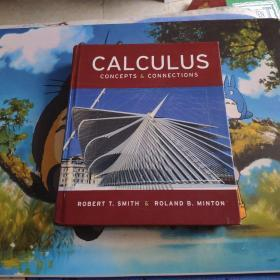 CALCULUS  CONCEPTS CONNECTIONS精装
