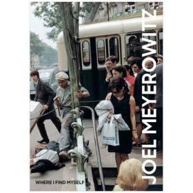 【签名版】Joel Meyerowitz: Where I Find Myself: A Lifetime Retrospective,乔尔迈耶罗维茨:如果我发现自己
