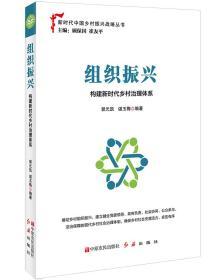 (党政)组织振兴:构建新时代乡村治理体系