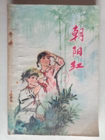朝阳红(馆藏,文革版)