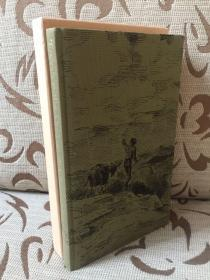 Travels with a donkey by Robert Louis Stevenson - 斯蒂文森《携驴旅行记》Folio 出品 带书盒